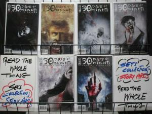30 DAYS OF NIGHT RETURN TO BARROW (2004 IDW) 1-6 Sequel