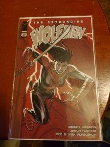 The Astounding Wolf-Man #20 (2009)