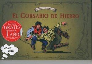 El Corsario de Hierro volumen 1 formato mini