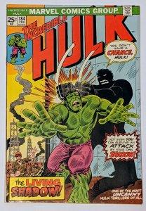 The Incredible Hulk #184 (Feb 1975, Marvel) F/VF 7.0 Warlord Kaa appearance