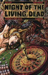 Night of the Living Dead: Aftermath (2nd Series) #1A VF/NM; Avatar | save on shi