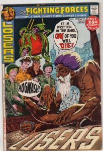 Our Fighting Forces #133 (Oct-71) VF/NM High-Grade The Loosers