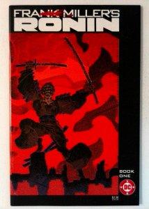 Ronin #1 DC 1983 VF+ Bronze Age Comic Book 1st Print