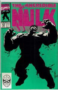 Incredible Hulk #377 - , Near Perfect Copy! 1st Printing