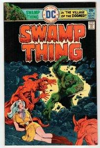 SWAMP THING #18, FN/VF, Horror, 1972 1975, Doomed, Redondo, more in store