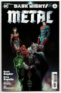 Dark Nights Metal #1 / 3rd Printing (DC, 2018) VF