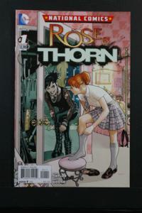 Rose & Thorn #1 November 2012