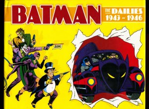Batman: The Dailies 1943-1946-Bob Kane-Hardcover