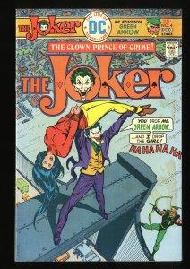 The Joker #4 VG 4.0