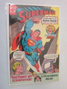 Superman #3 Last Issue 6.0 FN (1981)
