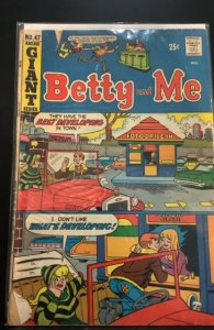 Betty and Me #47 (1973)