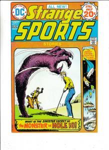 Strange Sports Stories #6 (Aug-74) NM/NM- High-Grade