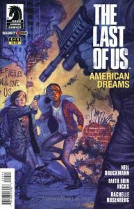 Last of Us, The: American Dreams #4 VF/NM; Dark Horse | save on shipping - detai