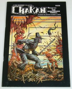 Chakan The Forever Man in Nightmares Thrall #1; signed by Robert Kraus w sketch