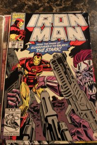 IRON MAN #280 (Marvel,1992) Condition FN