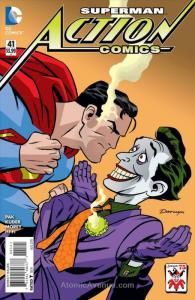 Action Comics (2nd Series) #41A VF/NM; DC   save on shipping - details inside
