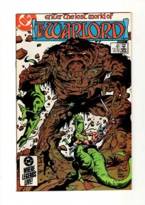 WARLORD #92, VF/NM, Pablo Marcos, DC 1976 1985  more DC in store