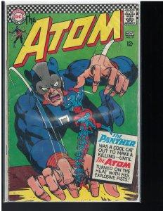 Atom #27 (DC, 1966) VG+