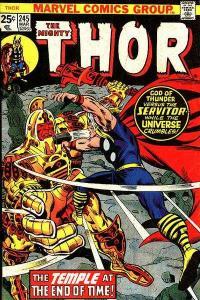 Thor (1966 series) #245, VF- (Stock photo)