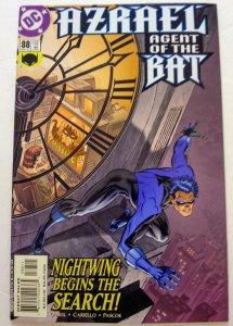 Azrael Agent Of The Bat #88 (VF+) 2002 DC Comics ID#SBX5