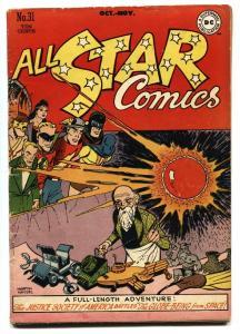 All Star Comics #31 1946 DC Golden-Age Comic Book Wonder Woman