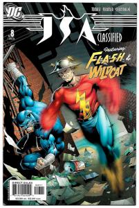 JSA Classified #8 Flash (DC, 2006) VF