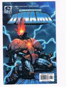 Crimson Dynamo # 6 NM Marvel Comic Books Avengers Hulk Iron Man S93