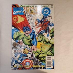 Marvel vs. DC 3 Very Fine/Near Mint Art by Joe Rubenstein