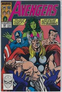 The Avengers #308 (1989)