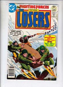 Our Fighting Forces #173 (Jun-77) NM- High-Grade The Losers (Capt. Storm, Lt....