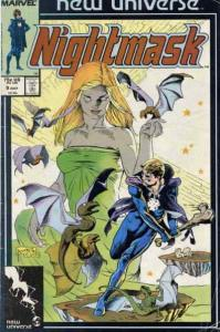 Nightmask #9 FN; Marvel | save on shipping - details inside