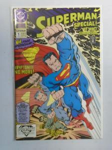 Superman Special (1992) #1 8.5 VF+