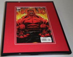 Hulk #1 Marvel Framed 11x14 Repro Cover Display