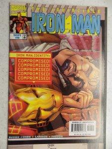INVINCIBLE IRON MAN V3 # 8