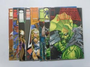 Savage Dragon (2nd Series) Set:#1-8, 8.0/VF (1993)