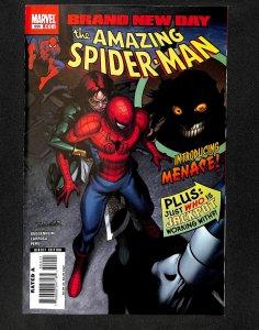 Amazing Spider-Man #550