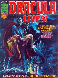 Dracula Lives #11 (ungraded) stock photo / ID#001D
