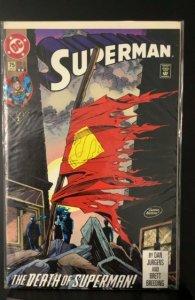 Der Tod von Superman (DE) #1