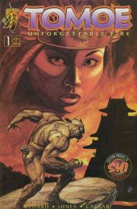 Tomoe: Unforgettable Fire #1 VF/NM; Crusade | save on shipping - details inside