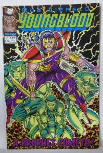YOUNGBLOOD (Image, 1992) #2 FIRST PROPHET! SHADOWHAWK! Rob Liefeld! VF-NM