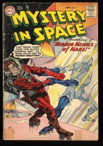 Mystery In Space #52