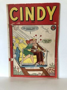Cindy # 35  June 1949 Marvel