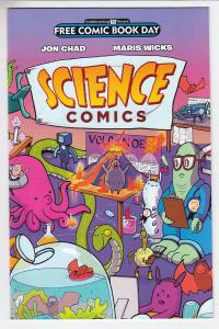 Science Comics Unstamped NM- FCBD 2016