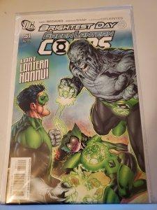 Green Lantern Corps #51 (2010)