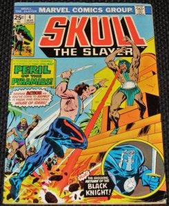 Skull the Slayer #4 (1976)