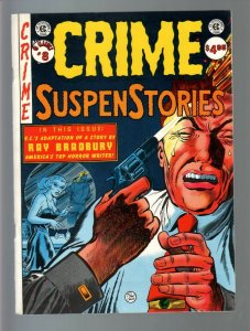Crime SuspenStories-#8-1986-Rush Cochran-Ray Bradbury-Reprint