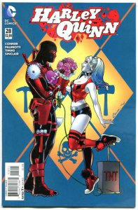 HARLEY QUINN #28, NM, Amanda Conner, Jimmy Palmiotti, 2014, more HQ in store