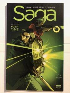Saga #41 (2016)