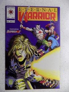 ETERNAL WARRIOR # 5 VALIANT COMICS 1ST FULL BLOODSHOT ACTION MOVIE