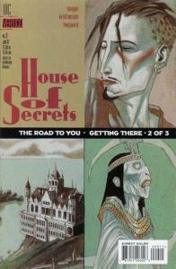 House of Secrets (1996 series) #9, NM- (Stock photo)